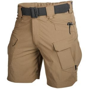 "Helikon Outdoor Tactical Shorts 8.5"" Mud Brown"