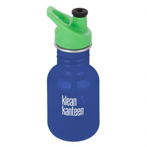 Kid Kanteen Sport 355ml Bottle with Sport Cap 3.0 Coastal Waters
