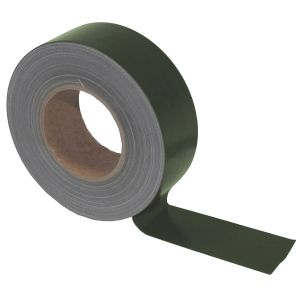 MFH BW Fabric Tape 5cm x 50m OD Green
