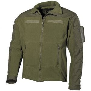 MFH US Combat Fleece Jacket Olive