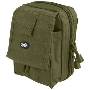 MFH Map Case MOLLE OD Green