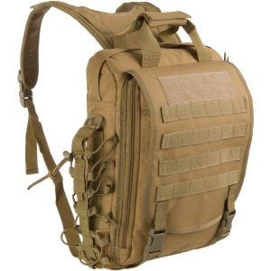 MFH MOLLE Shoulder and Backpack Coyote Tan