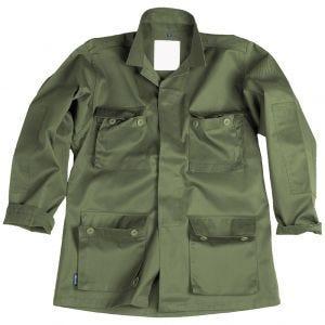 Mil-Tec BDU Combat Shirt Olive