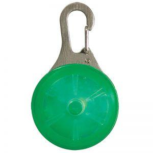 Nite Ize SpotLit Green LED Carabiner Light