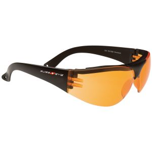 Swiss Eye Outbreak Protector Glasses Black Frame Orange Lens