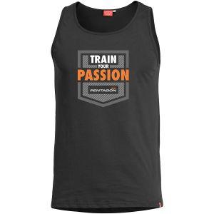 Pentagon Astir Vest Train Your Passion Black