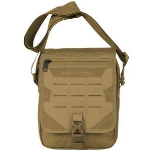 Pentagon Messenger Utility Bag Coyote