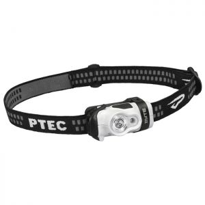 Princeton Tec Byte Headlamp White/Red LED White Case
