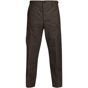 Propper BDU Trousers Button Fly Polycotton Ripstop Sheriff's Brown