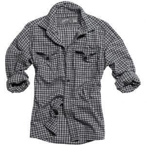 Surplus Woodcutter Shirt Black