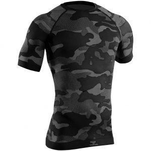 Tervel Optiline Light Tactical Shirt Short Sleeve Black / Grey
