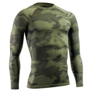 Tervel Optiline Light Tactical Shirt Long Sleeve Military/Grey