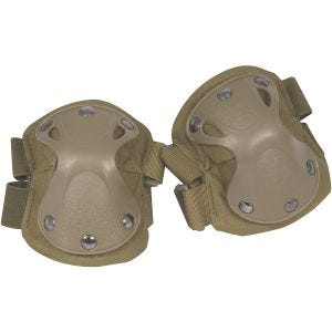 Viper Elbow Pads Hard Shell Coyote