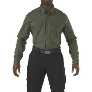 5.11 Stryke Shirt Long Sleeve TDU Green