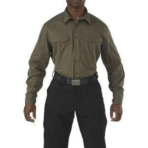 5.11 Stryke Shirt Long Sleeve Tundra