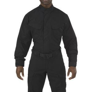 5.11 Stryke TDU Shirt Long Sleeve Black