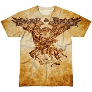 7.62 Design Keep & Bear T-Shirt Natural
