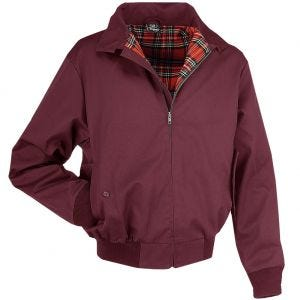 Brandit Lord Canterbury Jacket Bordeaux