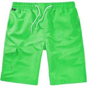 Brandit Swimshorts Lime