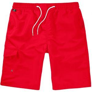 Brandit Swimshorts Red