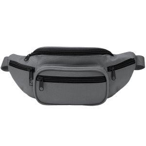 Brandit Waist Bag Anthracite / Black