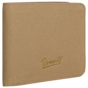 Brandit Wallet Four Camel