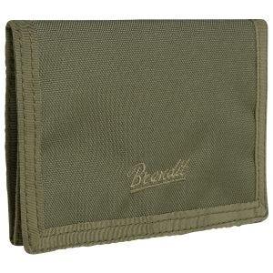 Brandit Wallet Three Olive