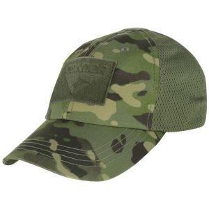 Condor Mesh Tactical Cap MultiCam Tropic