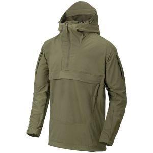 Helikon Anorak Mistral Soft Shell Jacket Adaptive Green