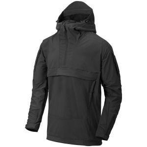 Helikon Anorak Mistral Soft Shell Jacket Black