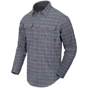 Helikon GreyMan Shirt Graphite Plaid