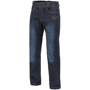 Helikon Greyman Tactical Jeans Denim Mid Dark Blue