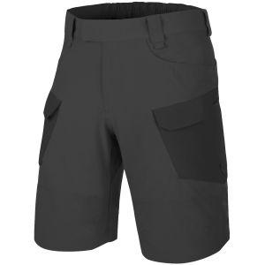 "Helikon Outdoor Tactical Shorts 11"" VersaStretch Lite Ash Grey / Black"