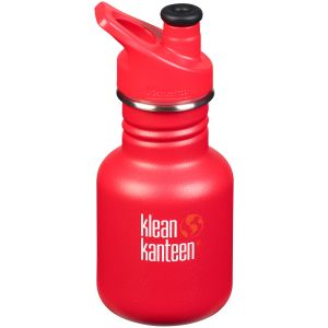 Klean Kanteen Kid Sport 355ml Bottle Sport Cap 3.0 Ladder Truck