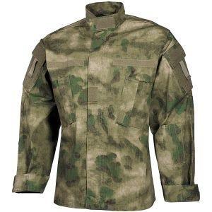 MFH ACU Ripstop Field Jacket HDT Camo FG