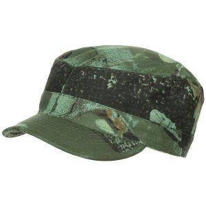 Hunter Ripstop Patrol Cap Hunter Green