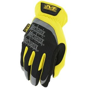 Mechanix Wear FastFit Gloves Yellow