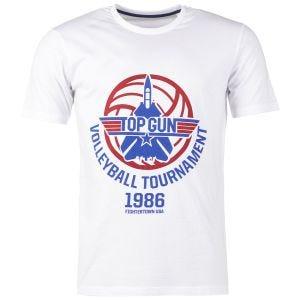 Mil-Tec T-Shirt Top Gun White