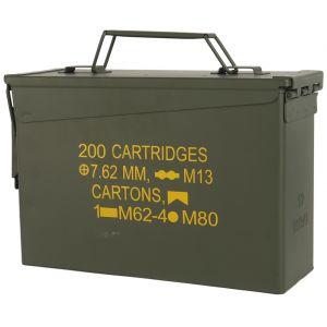 Mil-Tec US Ammo Box M19A1 Cal.30 Olive