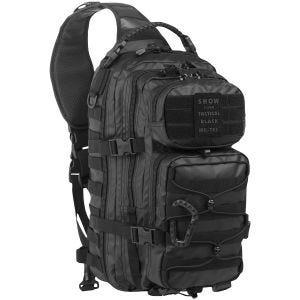 Mil-Tec One Strap Assault Pack Large Tactical Black
