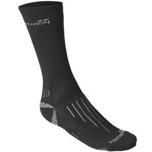 Pentagon Pioneer Light Trekking Socks Black
