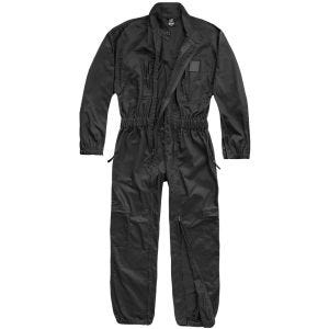 Brandit Flightsuit Black