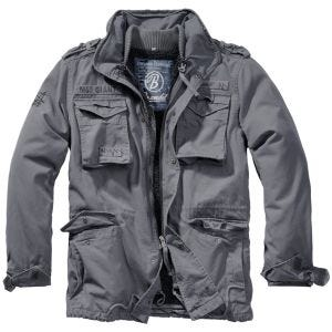 Brandit M-65 Giant Jacket Charcoal Grey