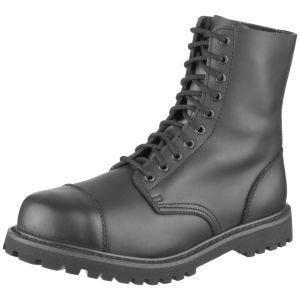 Brandit Phantom Boots 10 Eyelet Black