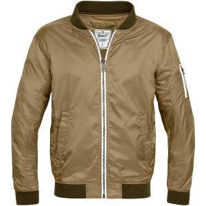 Brandit Portland Jacket Camel