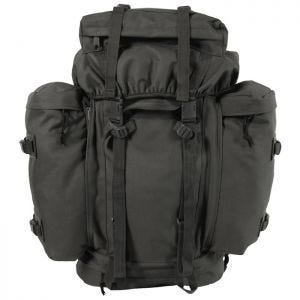 German Army Mountain Bergen 80L Black
