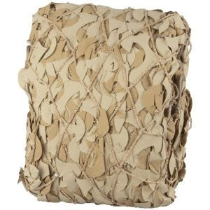 Camosystems Netting Premium Series Military 3x3m Desert Camo