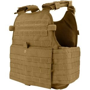 Condor Operator Plate Carrier Coyote Brown