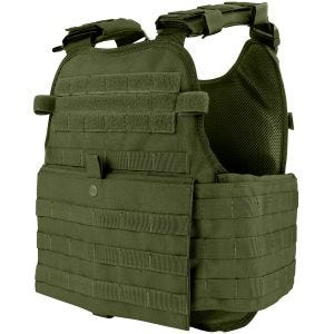 Condor Operator Plate Carrier Olive Drab