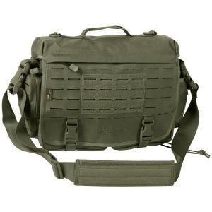 Direct Action Messenger Bag Olive Green